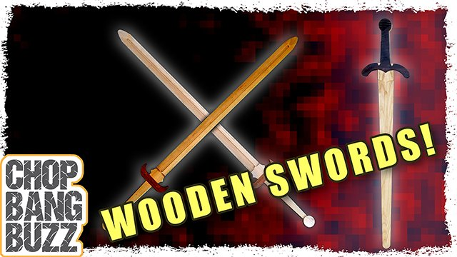 How to Make a Wooden Longsword