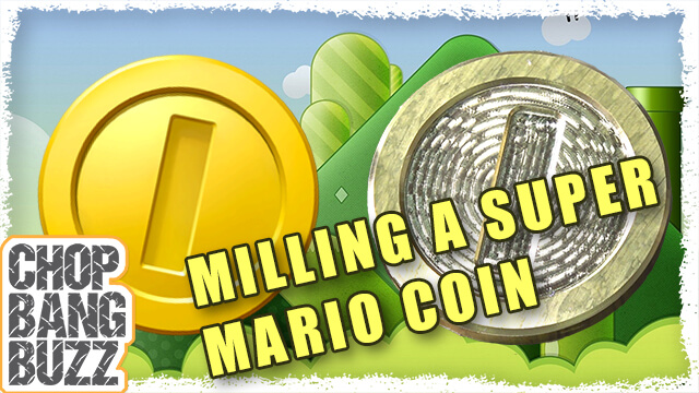 Making a Super Mario Coin