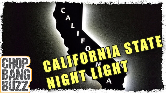 California State Nightlight
