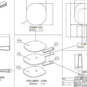 Dimensioned Drawings/Plan Files